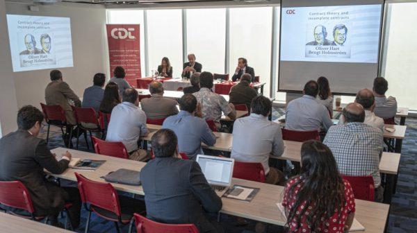 CDT realizó exitoso diálogo técnico sobre Alternativas de resolución de conflicto en grandes obras de infraestructura pública