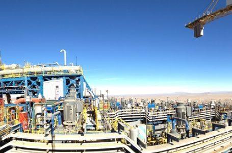 Proyectos OGP1 y Sierra Gorda: Coordinación y construcción en acero