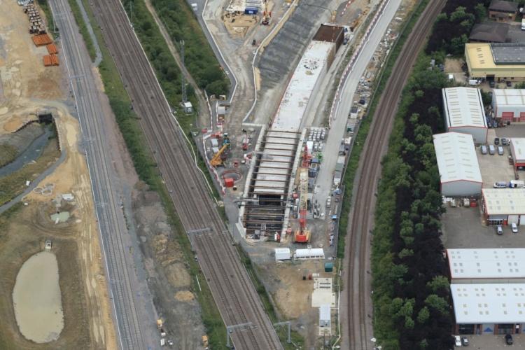 Network Rail Tunel