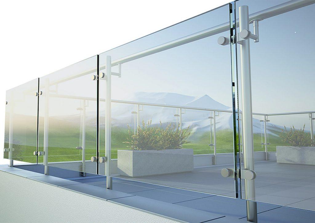 Barandas de cristal fotovoltaicas