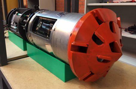Crean tuneladora inteligente para perforar suelos urbanos