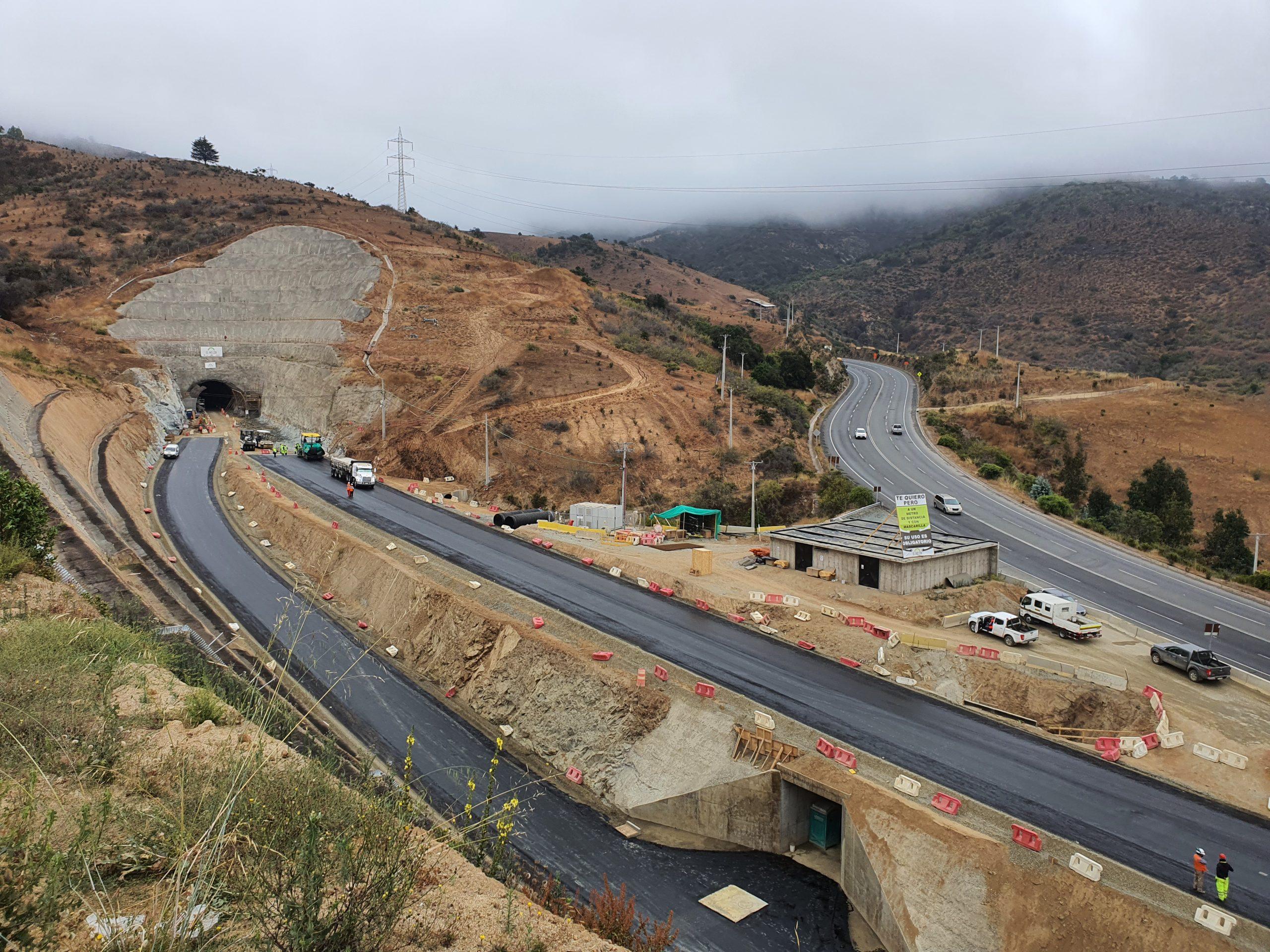 Túnel El Melón II: Nueva Ruta