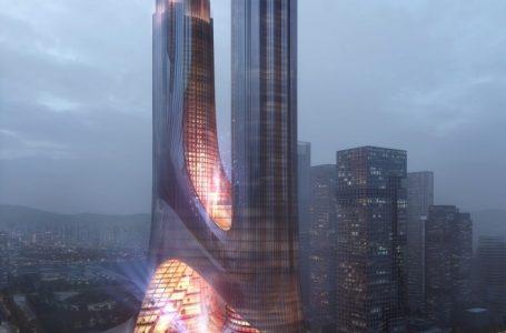 Diseñan rascacielos que promete purificar el aire de China