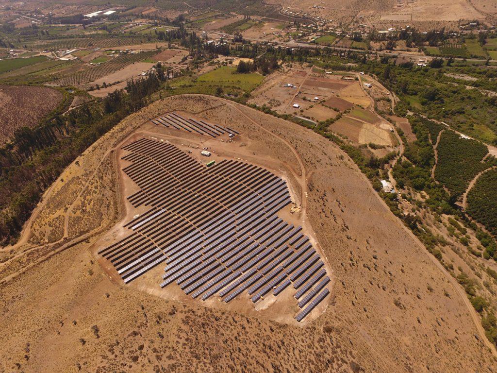 Proyectos de hidrógeno verde
