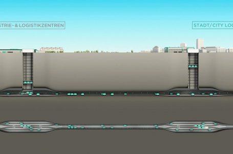 Proyecto de carga subterránea es el futuro en Suiza