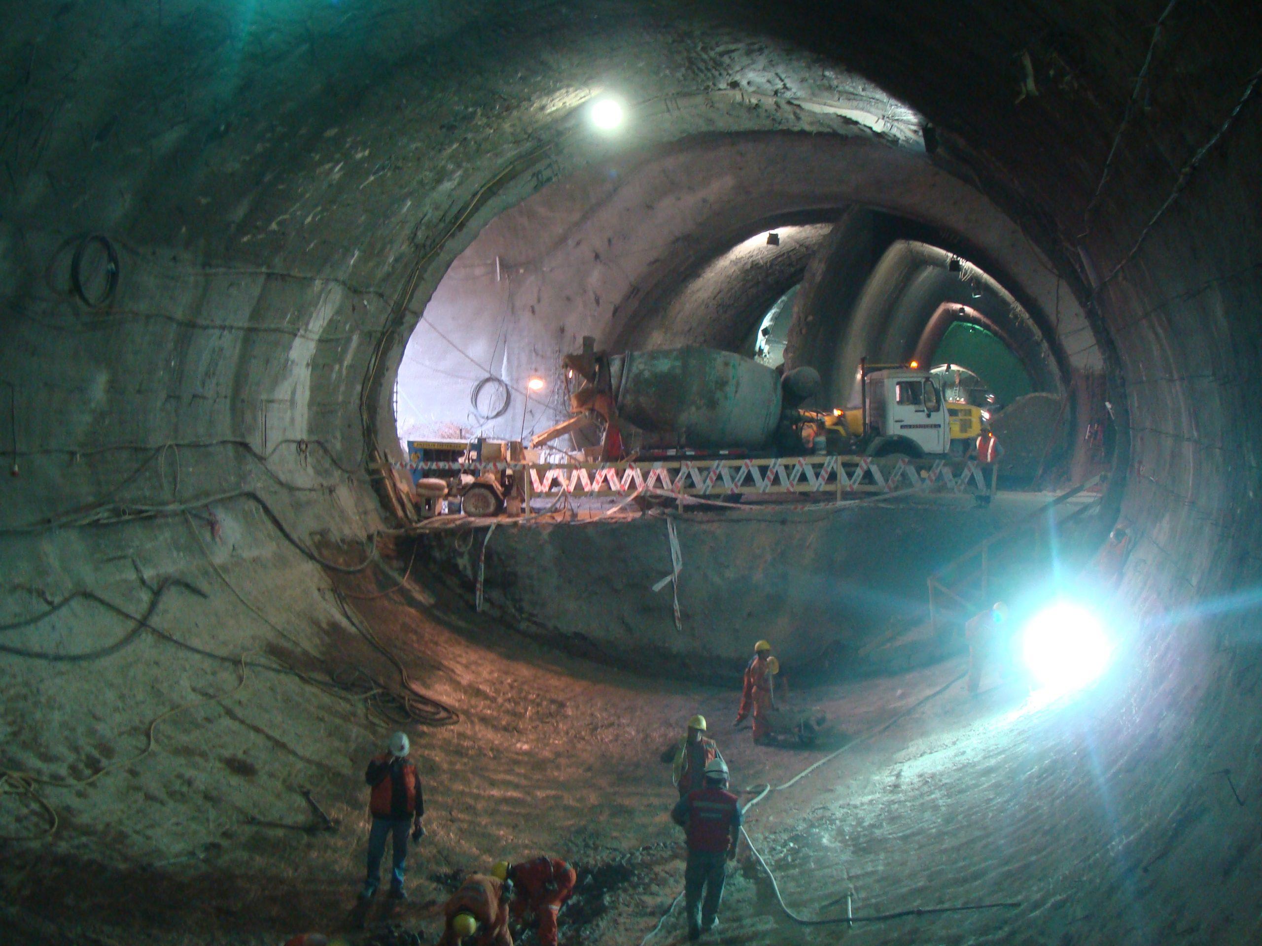 Construcción y espacios subterráneos: Pensando bajo tierra