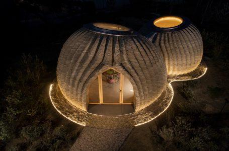 """Completan el primer """"hogar ecológico"""" impreso en 3D"""